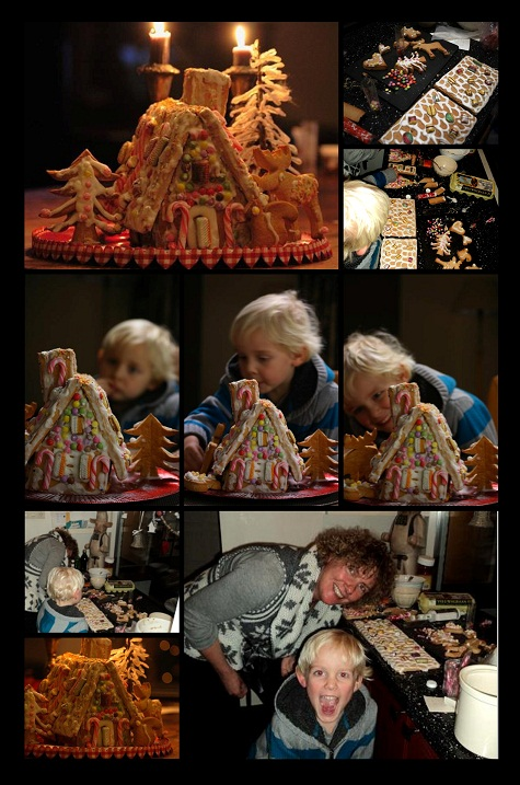gingerbread house web